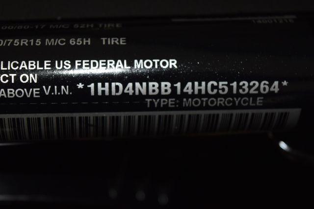 2017 Harley-Davidson XG750 - Street® 750 in Carrollton TX, 75006