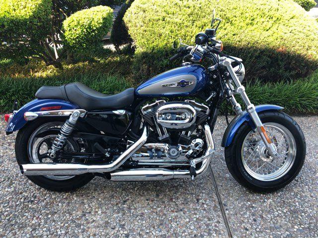 2017 Harley-Davidson XL1200 Custom
