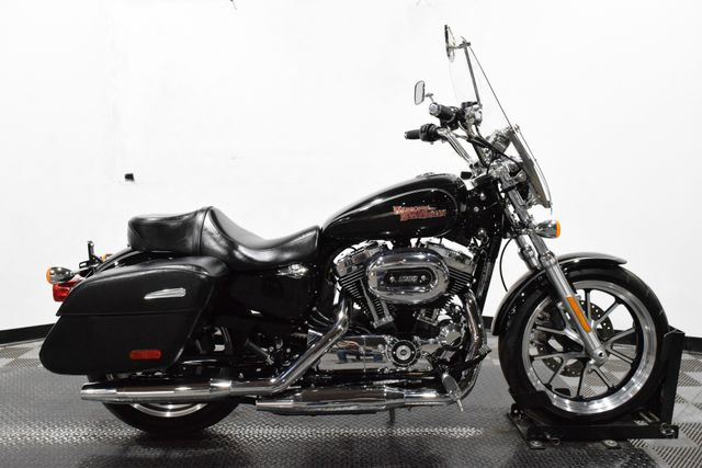 2017 Harley-Davidson XL1200T - Sportster SuperLow 1200T in Carrollton TX, 75006