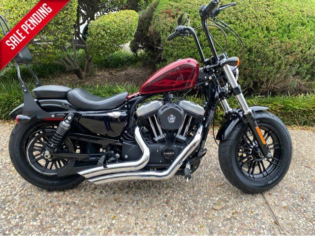 2017 Harley-Davidson XL1200X Sportster Forty-Eight in McKinney, TX 75070