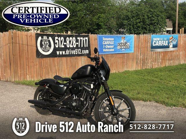 2017 Harley Davidson XL883N IRON NICE LOW MILE BIKE in Austin, TX 78745