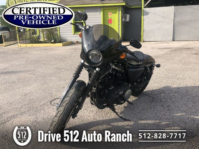 2017 Harley Davidson XL883N IRON NICE LOW MILE BIKE in Austin, TX 78745