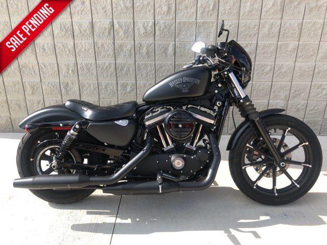 2017 Harley-Davidson XL883N Sportster Iron 883