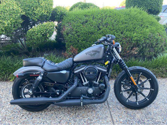 2017 Harley-Davidson XL883N Sportster Iron