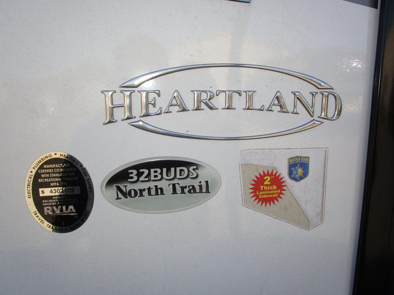 2017 Heartland NORTH TRAIL  32BUDS  in Charleston, SC