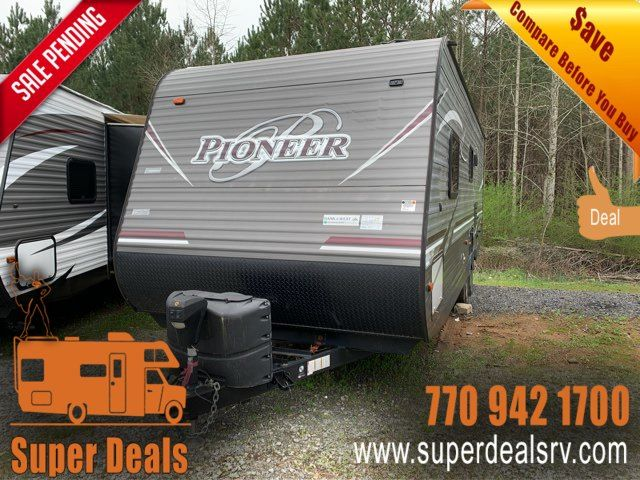 2017 Heartland Pioneer 250BH in Temple, GA 30179