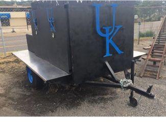 2017 Homemade Bumper Smoker  - John Gibson Auto Sales Hot Springs in Hot Springs Arkansas