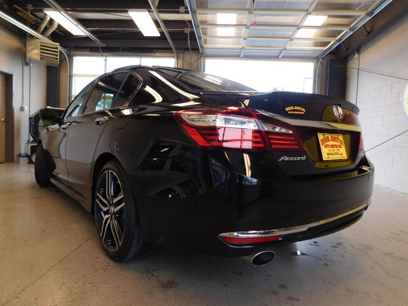 2017 Honda Accord Sport  city TN  Doug Justus Auto Center Inc  in Airport Motor Mile ( Metro Knoxville ), TN