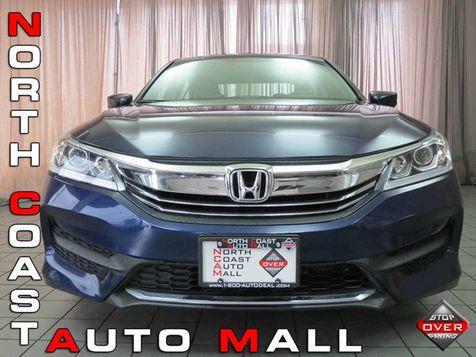2017 Honda Accord LX in Akron, OH