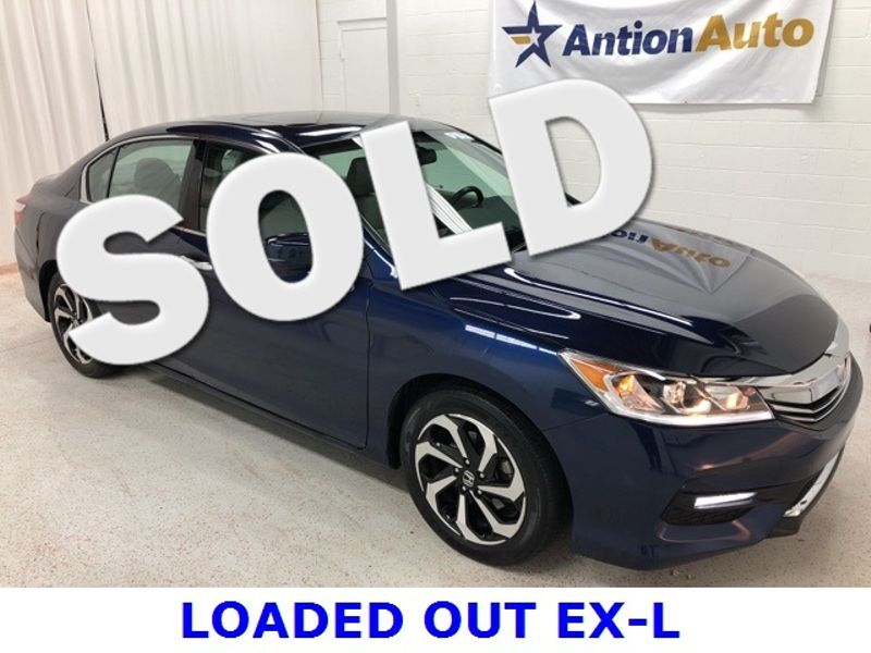 2017 Honda Accord EX-L V6 | Bountiful, UT | Antion Auto in Bountiful UT