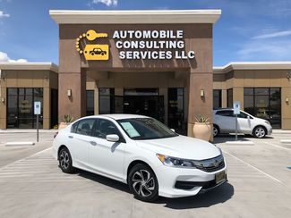2017 Honda Accord LX in Bullhead City, AZ 86442-6452