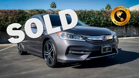 2017 Honda Accord Sport SE in cathedral city