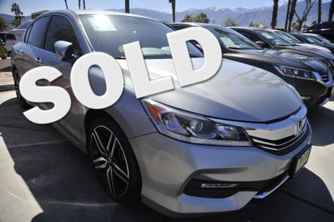 2017 Honda Accord Sport in Cathedral City