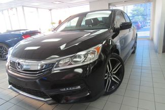 2017 Honda Accord Sport W/ BACK UP CAM Chicago, Illinois 2