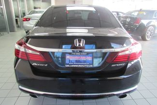 2017 Honda Accord Sport W/ BACK UP CAM Chicago, Illinois 4