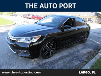 2017 Honda Accord Sport in Clearwater Florida, 33773