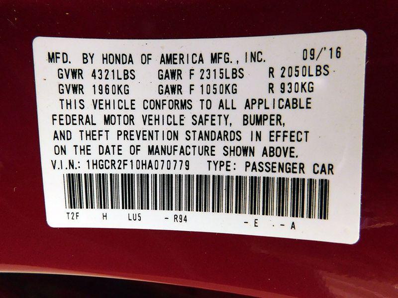 2017 Honda Accord Sport SE  city Ohio  North Coast Auto Mall of Cleveland  in Cleveland, Ohio