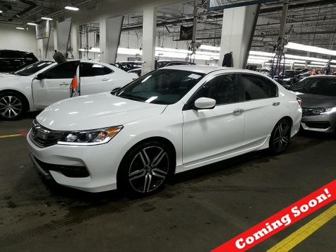 2017 Honda Accord Sport SE in Cleveland, Ohio