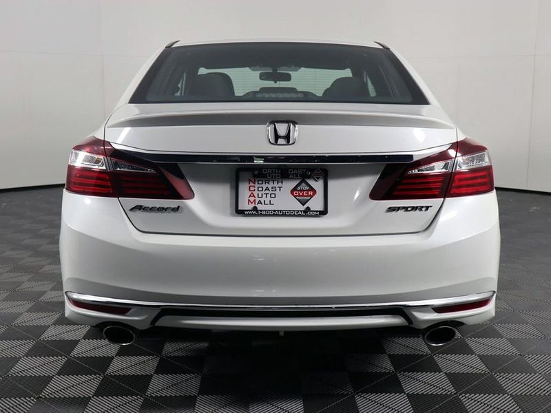 2017 Honda Accord Sport  city Ohio  North Coast Auto Mall of Cleveland  in Cleveland, Ohio