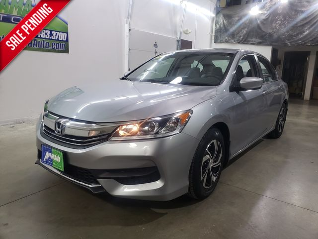 2017 Honda Accord LX in Dickinson, ND 58601