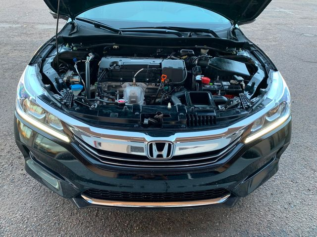 2017 Honda Accord EX 3 MONTH/3,000 MILE NATIONAL POWERTRAIN WARRANTY Mesa, Arizona 8
