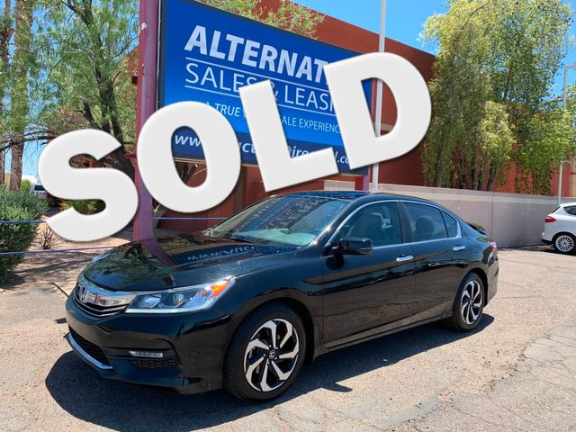 2017 Honda Accord EX 3 MONTH/3,000 MILE NATIONAL POWERTRAIN WARRANTY Mesa, Arizona 0