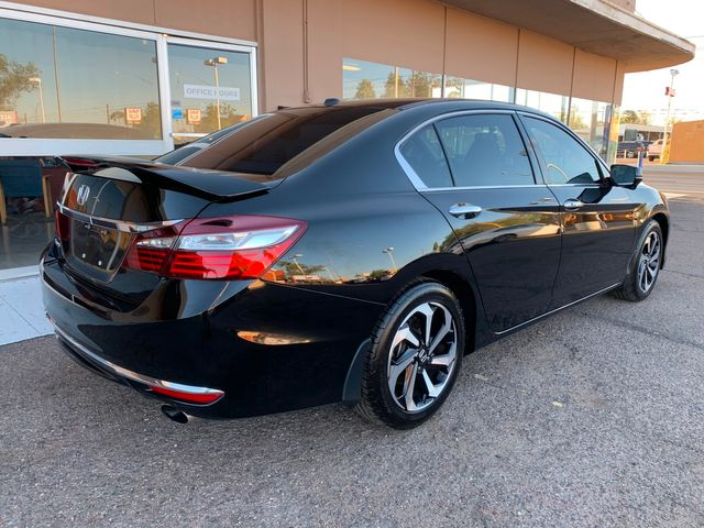 2017 Honda Accord EX 3 MONTH/3,000 MILE NATIONAL POWERTRAIN WARRANTY Mesa, Arizona 4
