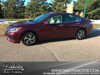 2017 Honda Accord LX Farmington, MN