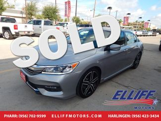 2017 Honda Accord Sport SE in Harlingen TX, 78550