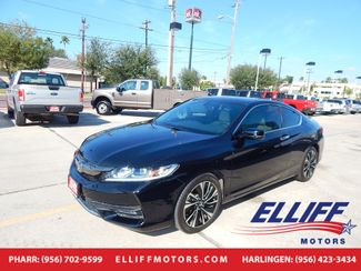 2017 Honda Accord EX-L V6 in Harlingen, TX 78550