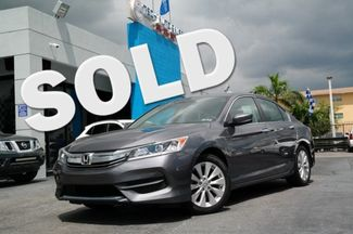 2017 Honda Accord LX Hialeah, Florida