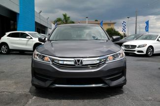 2017 Honda Accord LX Hialeah, Florida 1