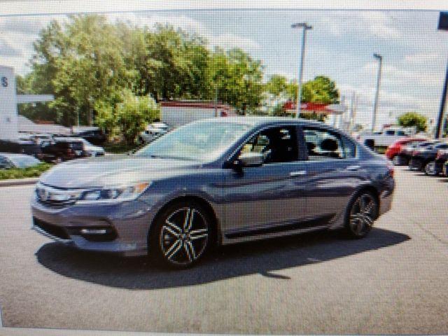 2017 Honda Accord Sport in Kernersville, NC 27284