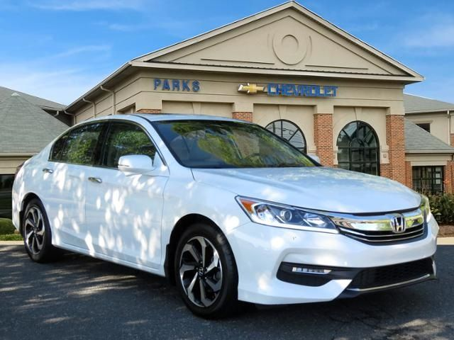 2017 Honda Accord EX-L V6 in Kernersville, NC 27284
