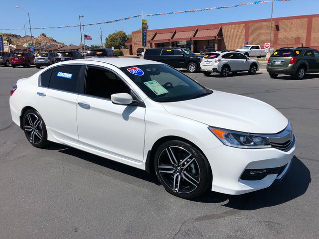 2017 Honda Accord Sport SE