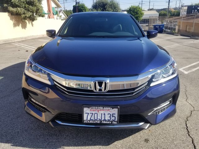 2017 Honda Accord Sport Los Angeles, CA 1