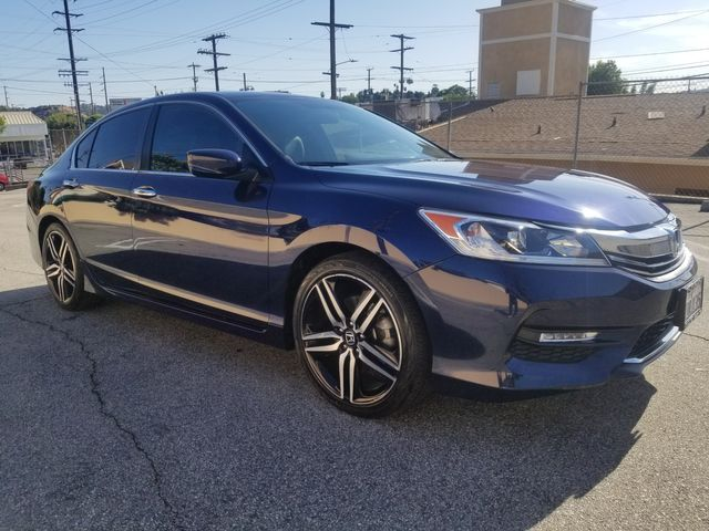 2017 Honda Accord Sport Los Angeles, CA 4