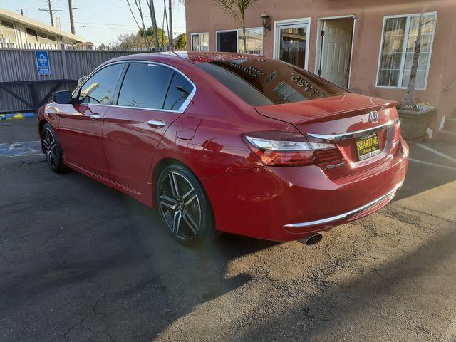 2017 Honda Accord Sport Los Angeles, CA 5