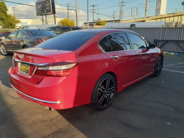 2017 Honda Accord Sport Los Angeles, CA 9