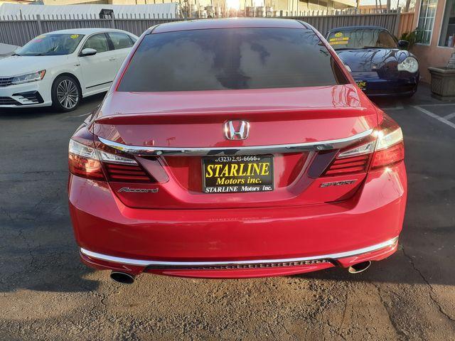 2017 Honda Accord Sport Los Angeles, CA 10