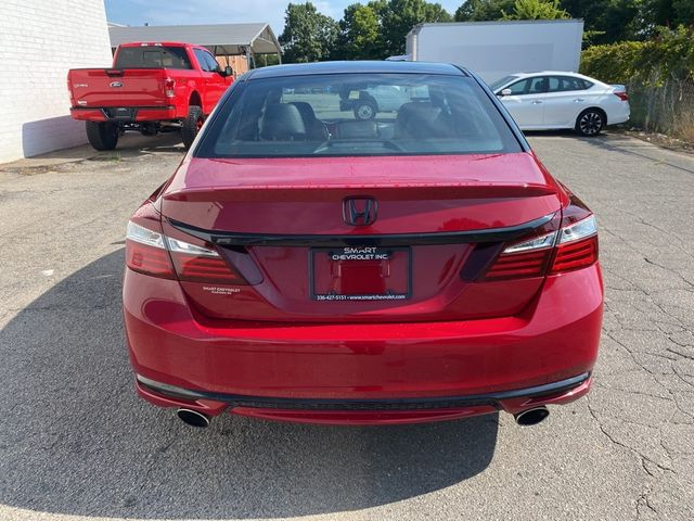 2017 Honda Accord Sport Madison, NC 2