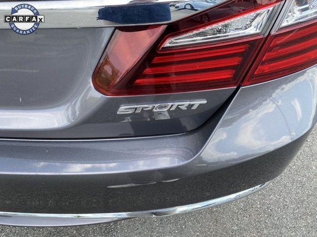 2017 Honda Accord Sport SE Madison, NC 8