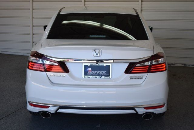 2017 Honda Accord Sport Special Edition in McKinney Texas, 75070