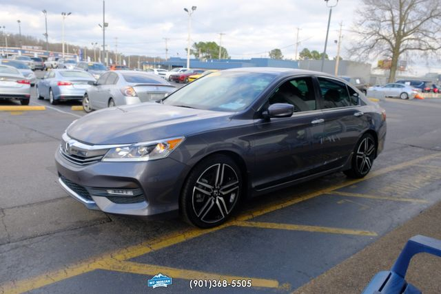 2017 Honda Accord Sport SE in Memphis, Tennessee 38115