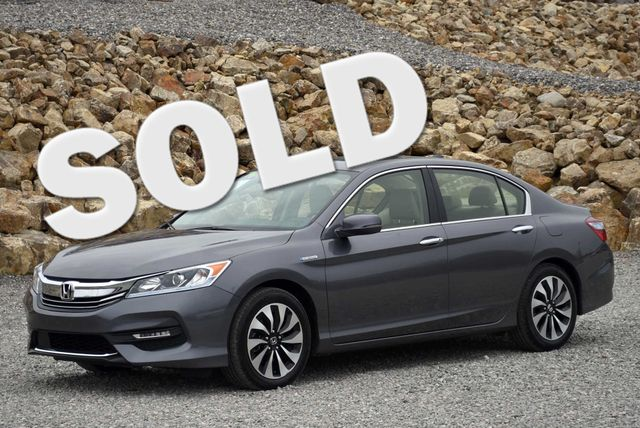 2017 Honda Accord Hybrid EX-L Naugatuck, Connecticut