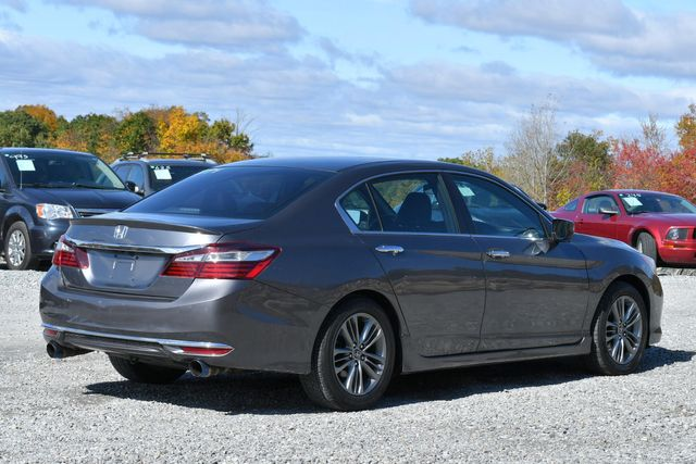 2017 Honda Accord Sport Naugatuck, Connecticut 4