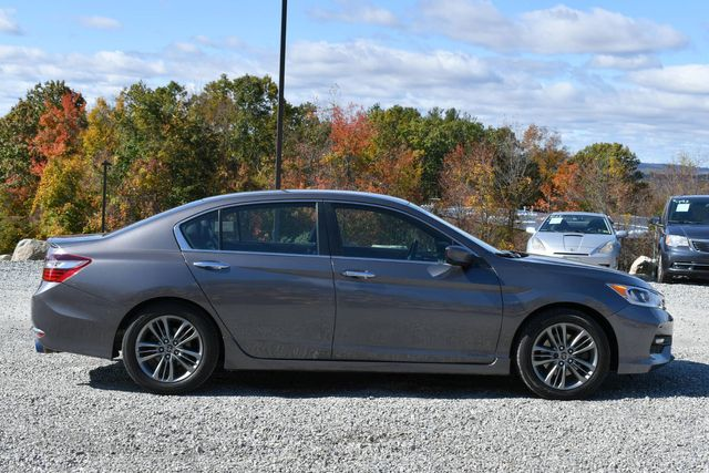2017 Honda Accord Sport Naugatuck, Connecticut 5