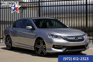 2017 Honda Accord Sport Warranty No Reserve in Plano Texas, 75093