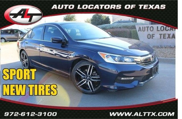 2017 Honda Accord Sport in Plano, TX 75093