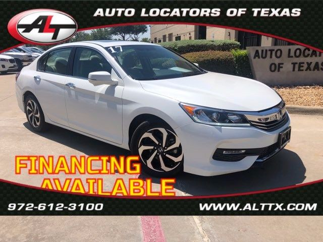 2017 Honda Accord EX with POWER SUNROOF in Plano, TX 75093